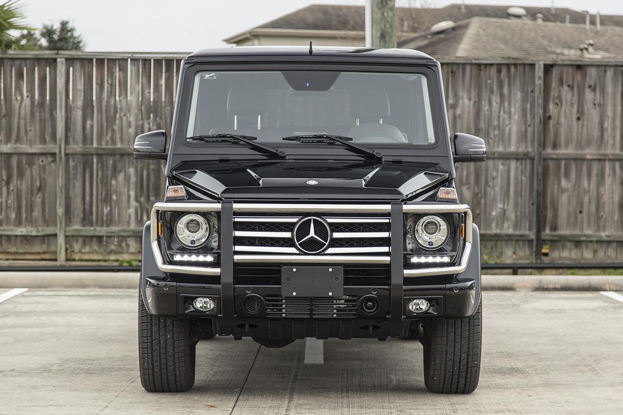 2014 Mercedes Benz G550