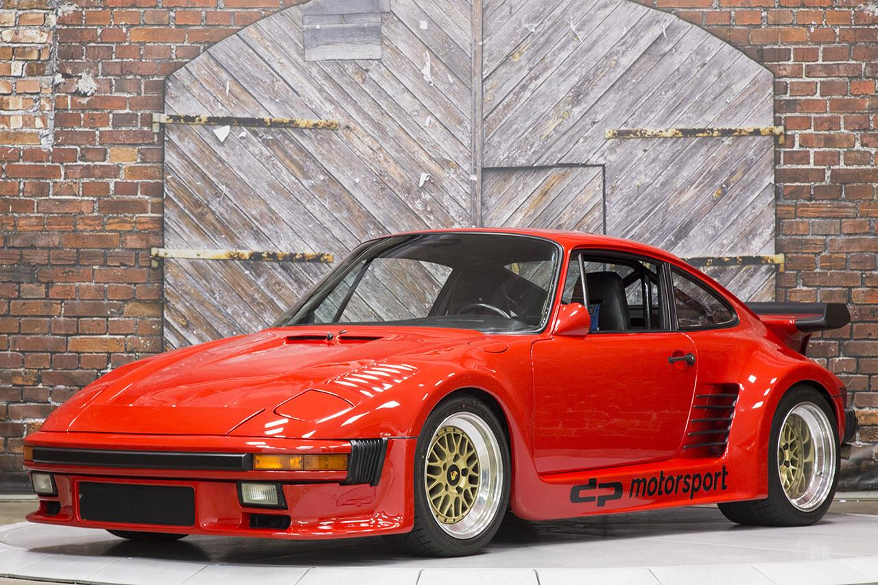 1986 Porsche 911 Turbo DP 935 II