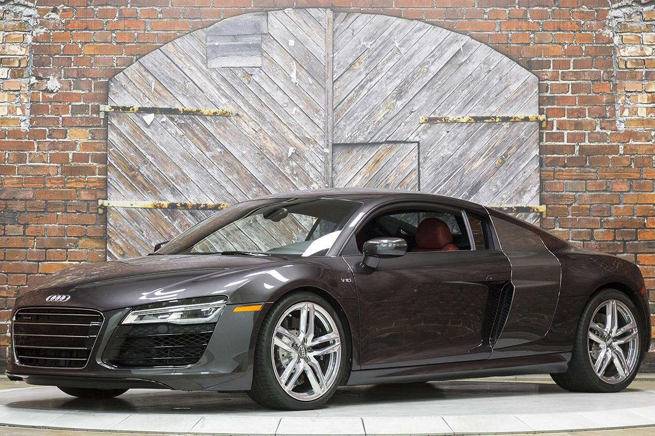 2015 Audi R8 V10 5.2 6-Speed Coupe