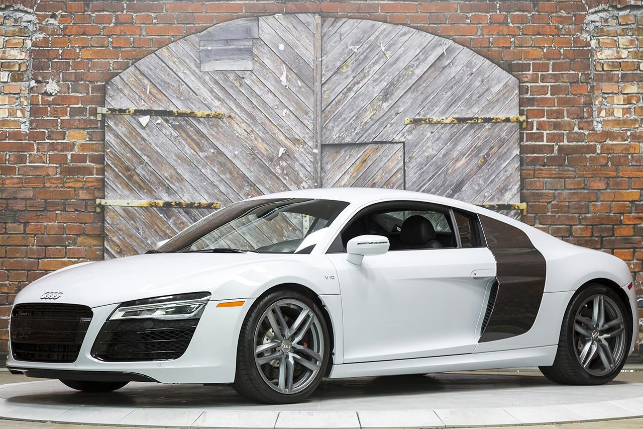2014 Audi R8 V10 S-Tronic Coupe