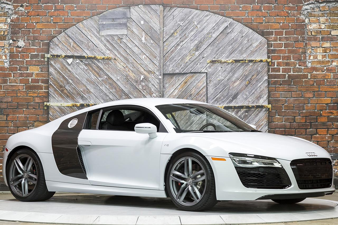 North Freeway Hyundai >> 2014 Audi R8 V10 S-Tronic Coupe