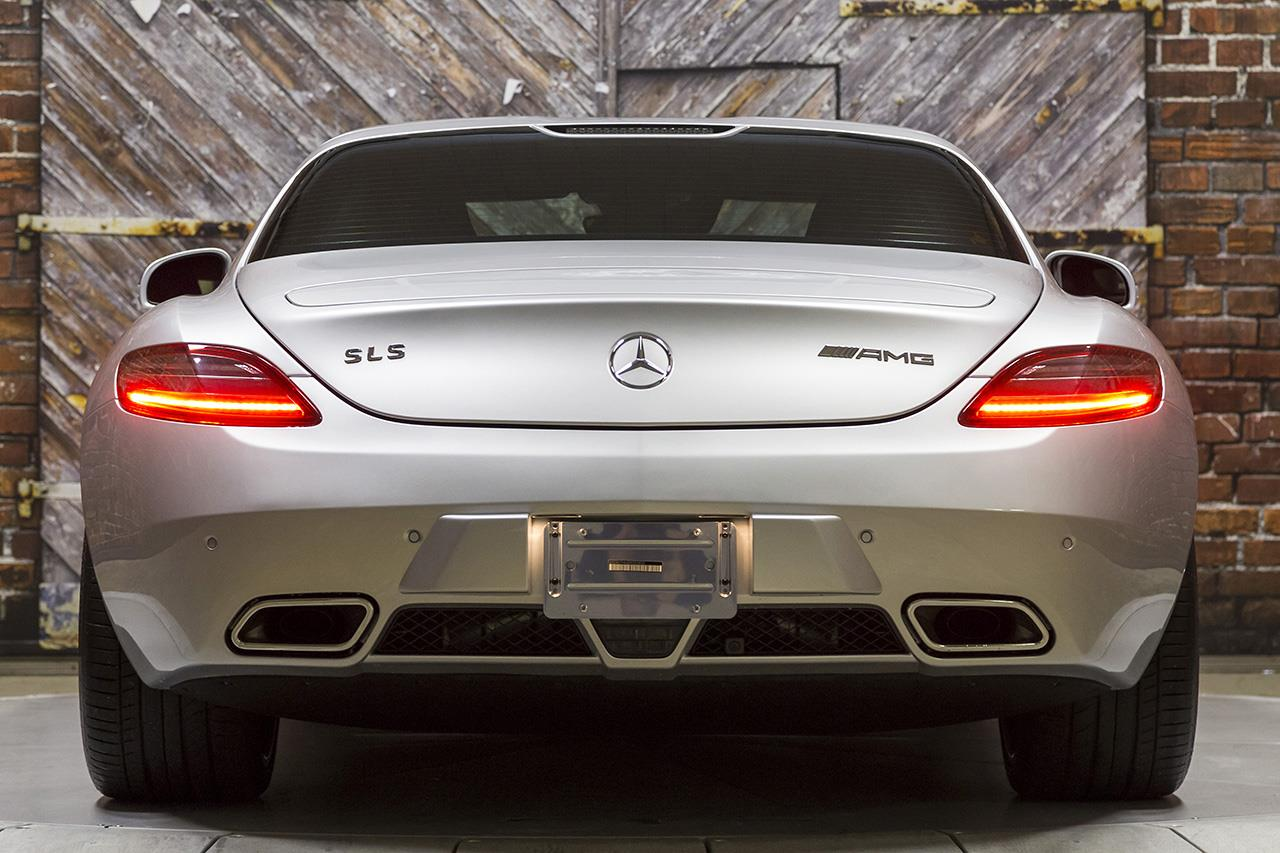 North Freeway Hyundai >> 2011 Mercedes Benz SLS AMG Gullwing