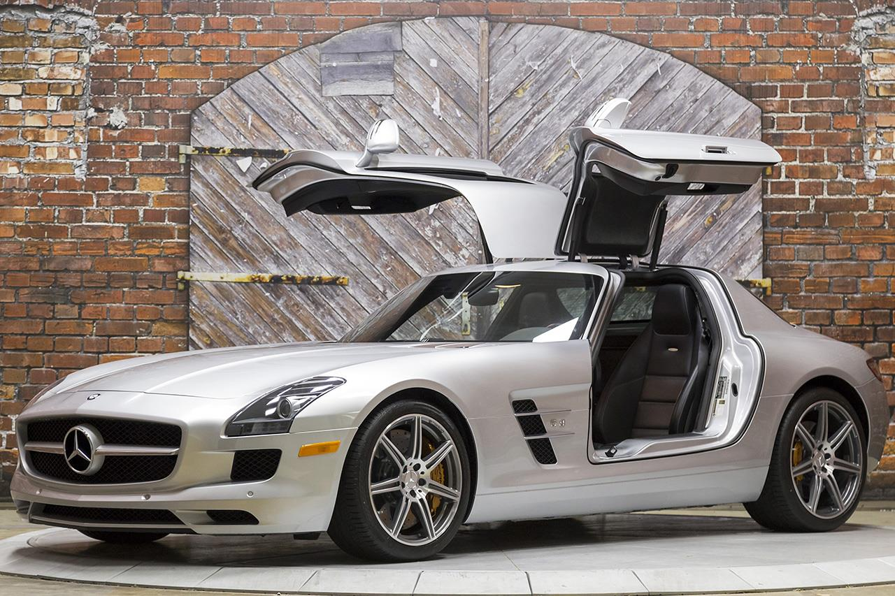 2011 mercedes benz sls amg gullwing