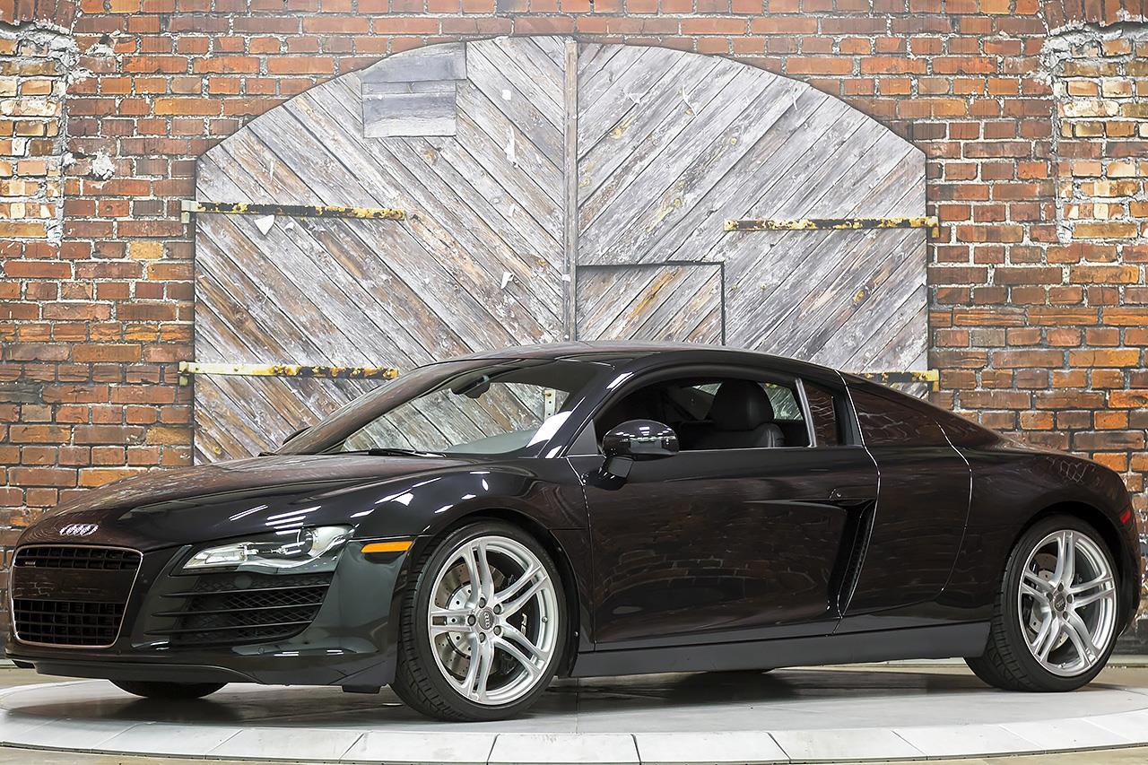 2008 Audi R8 4.2 V8 6-Speed