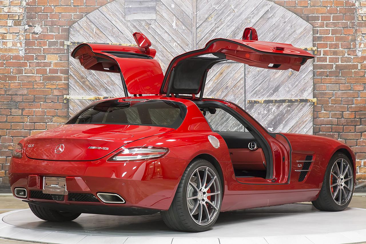 2012 mercedes benz sls amg gullwing coupe. Black Bedroom Furniture Sets. Home Design Ideas