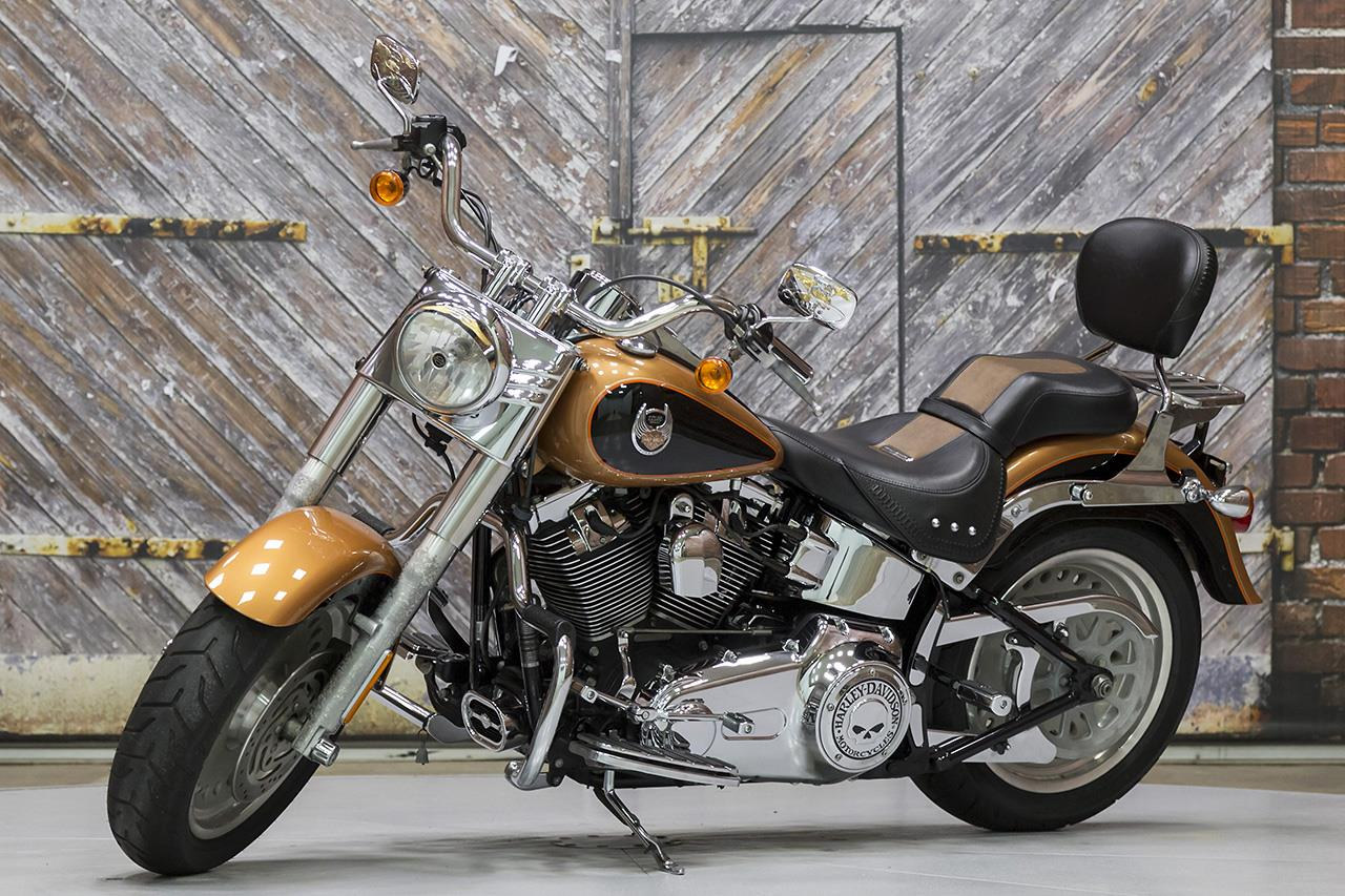 2008 Harley-Davidson Fat Boy 105th Anniversary