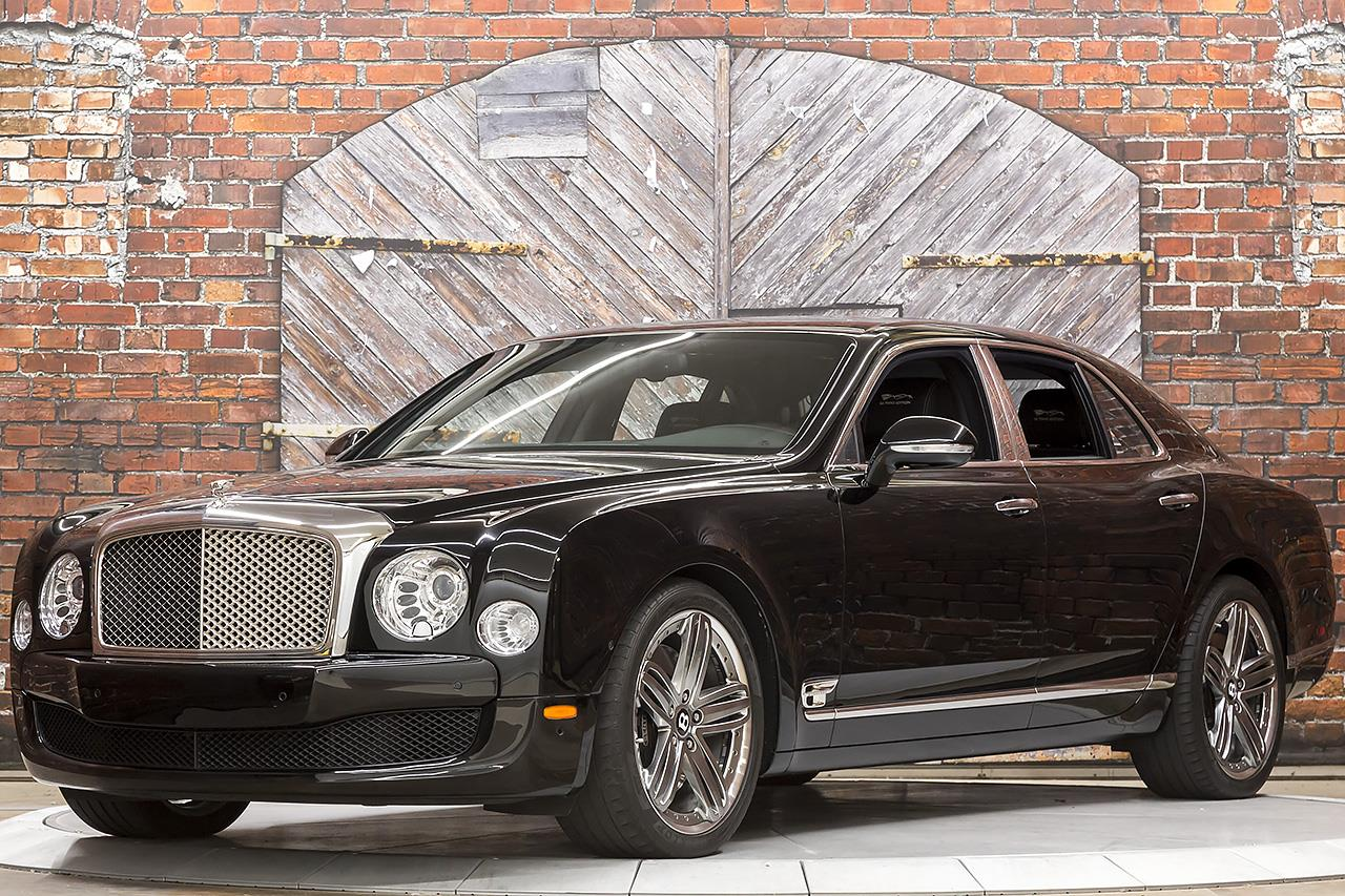 2013 Bentley Mulsanne Le Mans Edition
