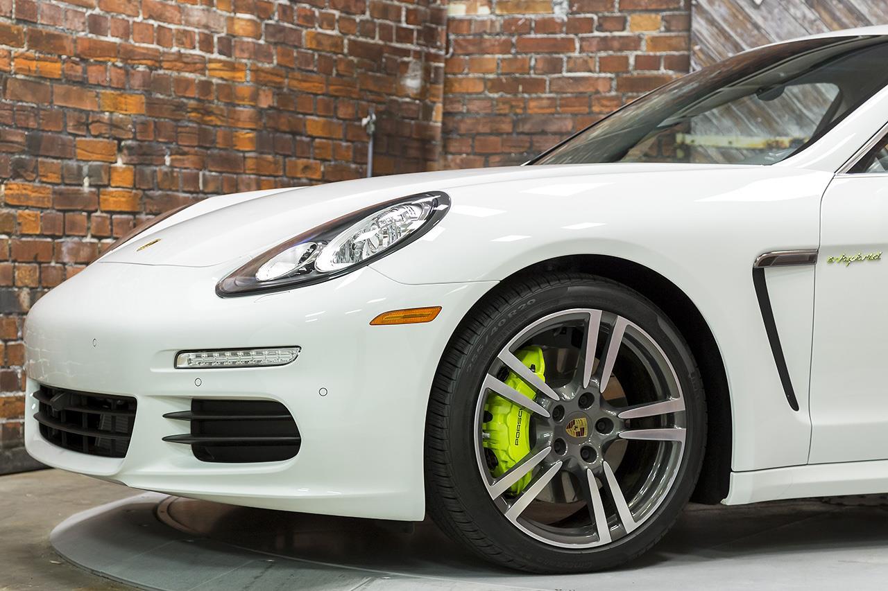2016 Porsche Panamera S E Hybrid
