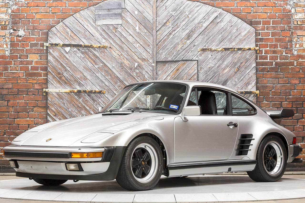 1988 Porsche 911 Turbo Coupe 930 Slant Nose