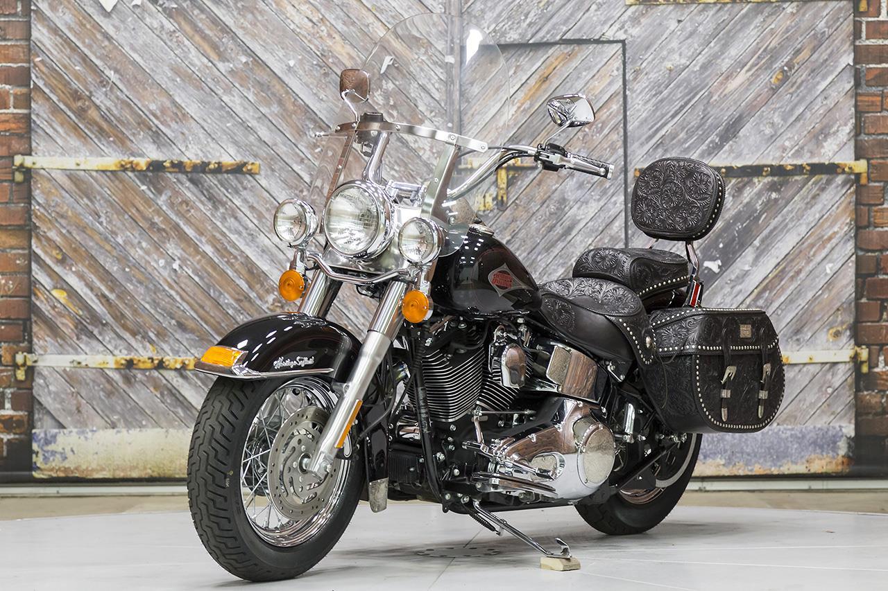 2000 Harley-Davidson Softail Heritage Neiman Marcus