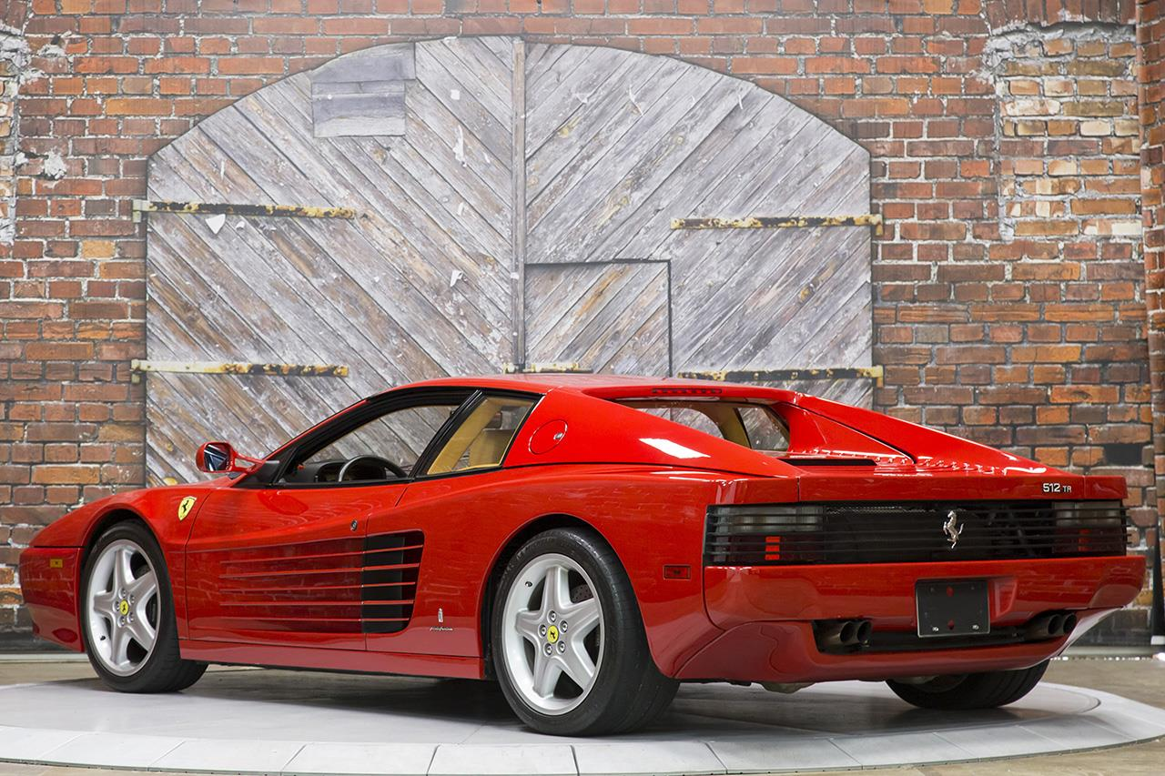 1992 Ferrari 512tr California Fuse Box