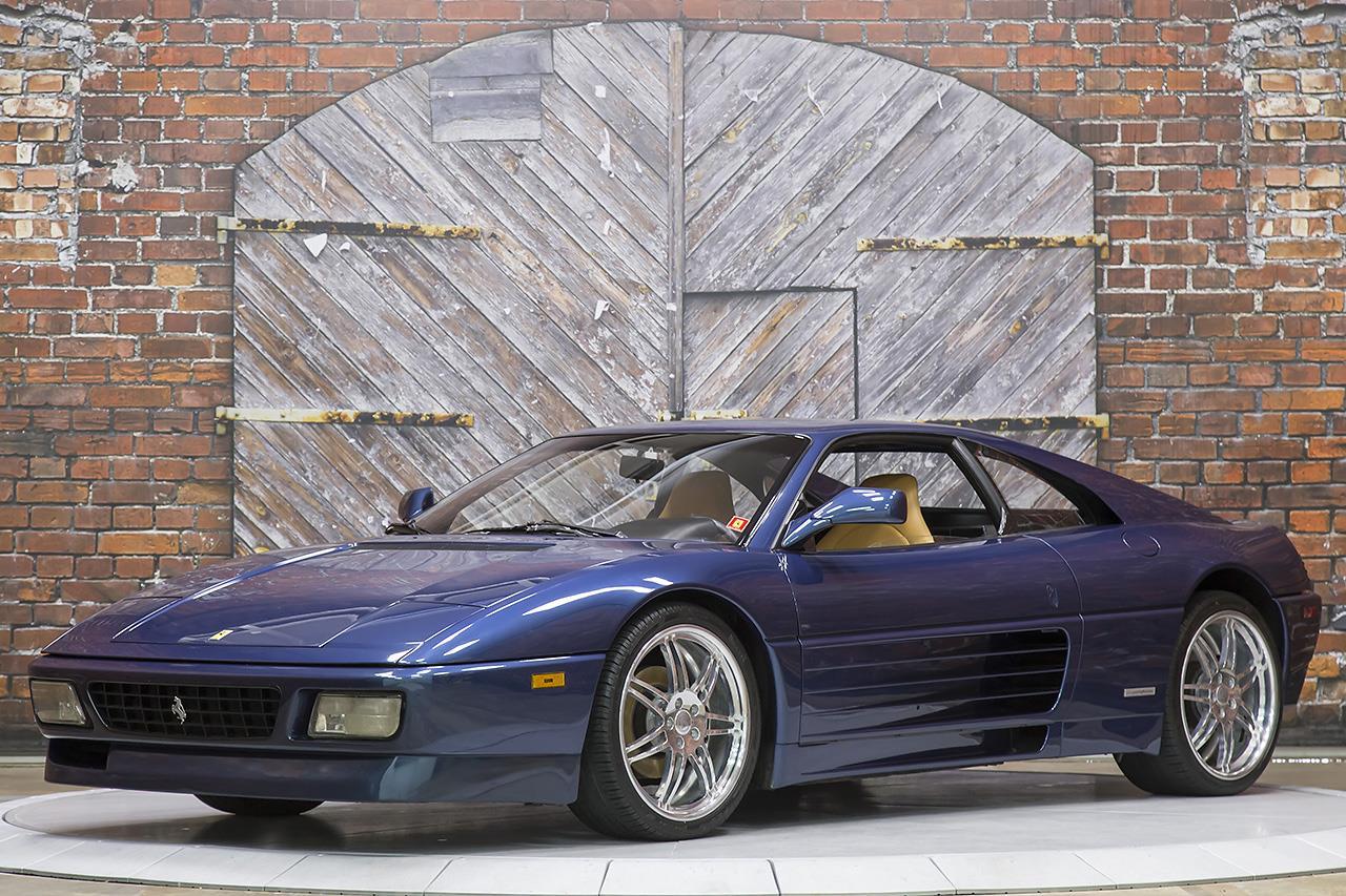 1993 Ferrari 348 tb Serie Speciale #45/100