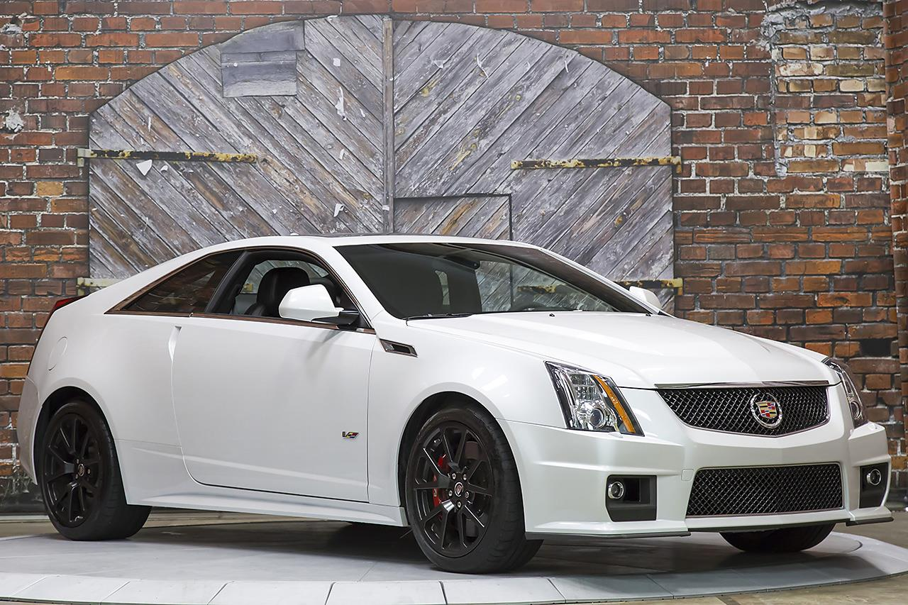 North Freeway Hyundai >> 2015 Cadillac CTS-V Coupe Special Edition