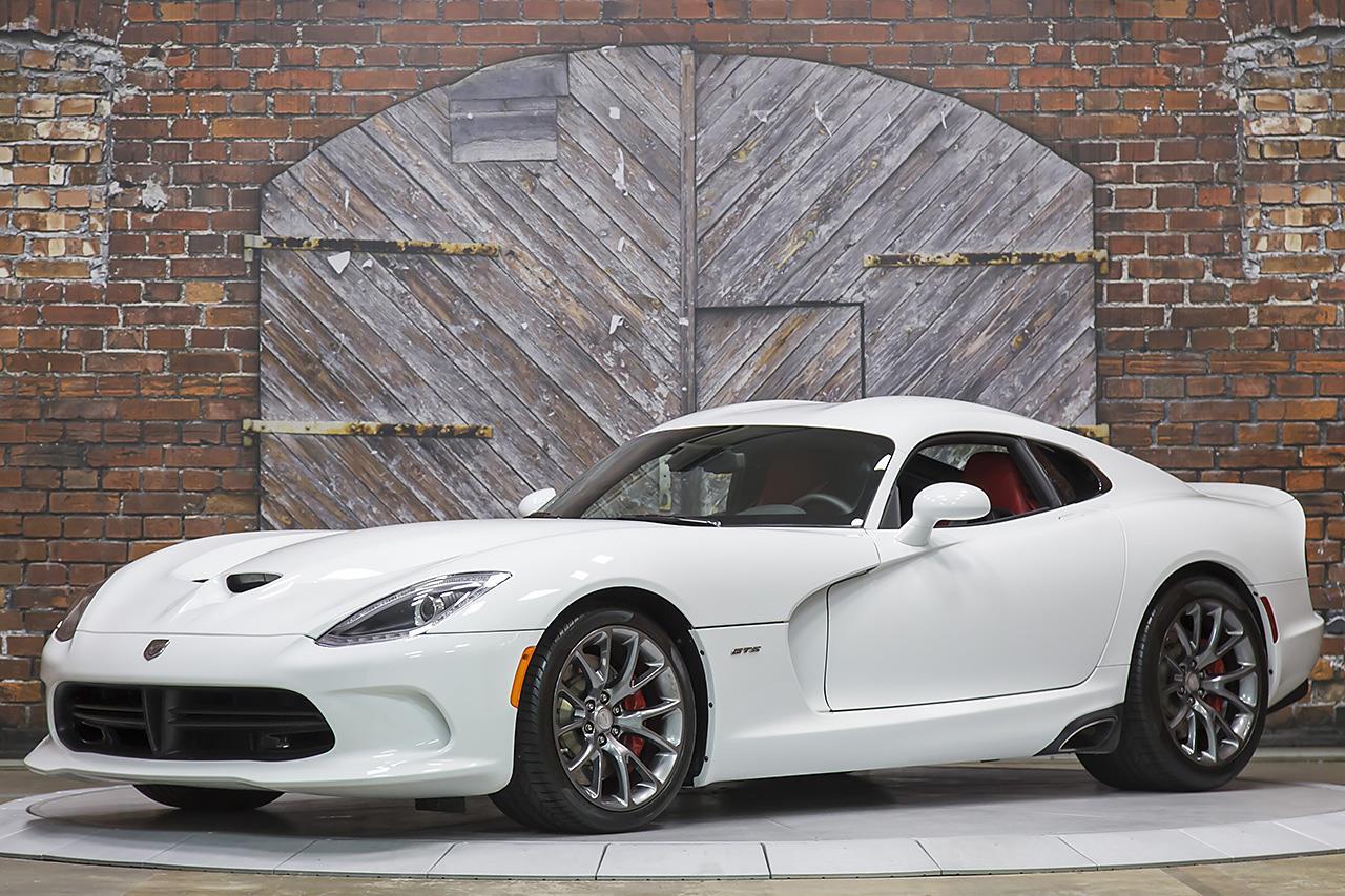 2014 Dodge SRT Viper GTS Coupe