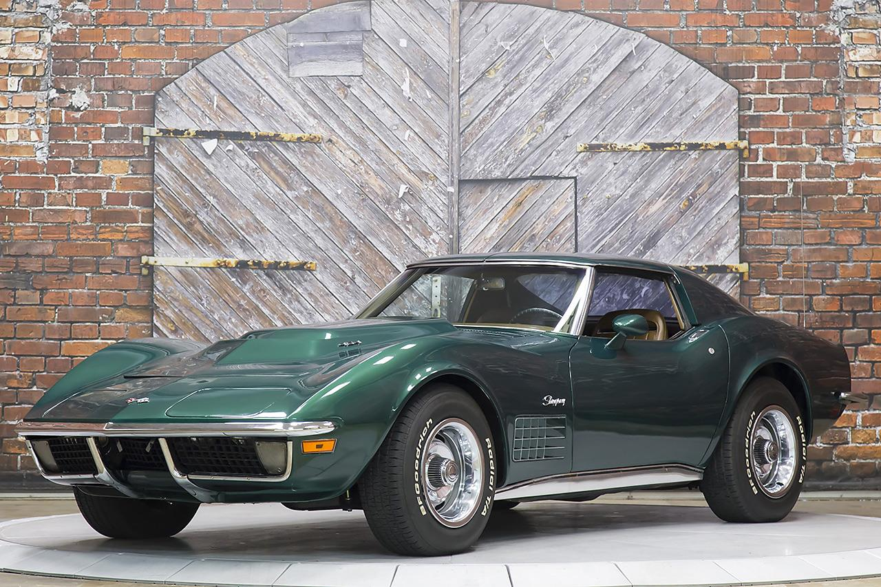 1971 Chevrolet Corvette LS5 4-Speed