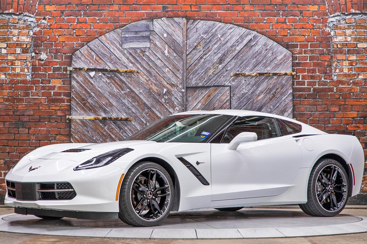 2018 Chevrolet Corvette 1LT