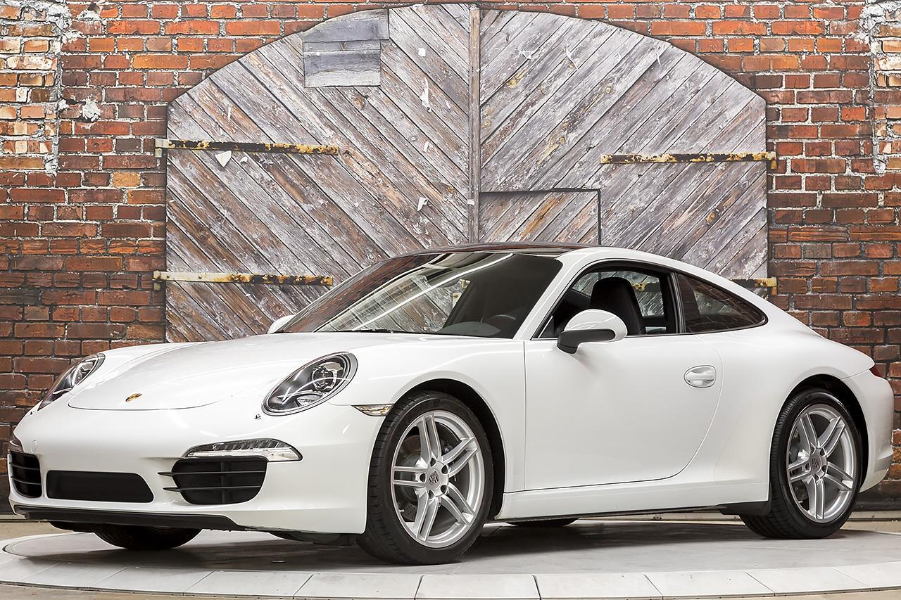 2014 Porsche 911 Carrera 991 PDK