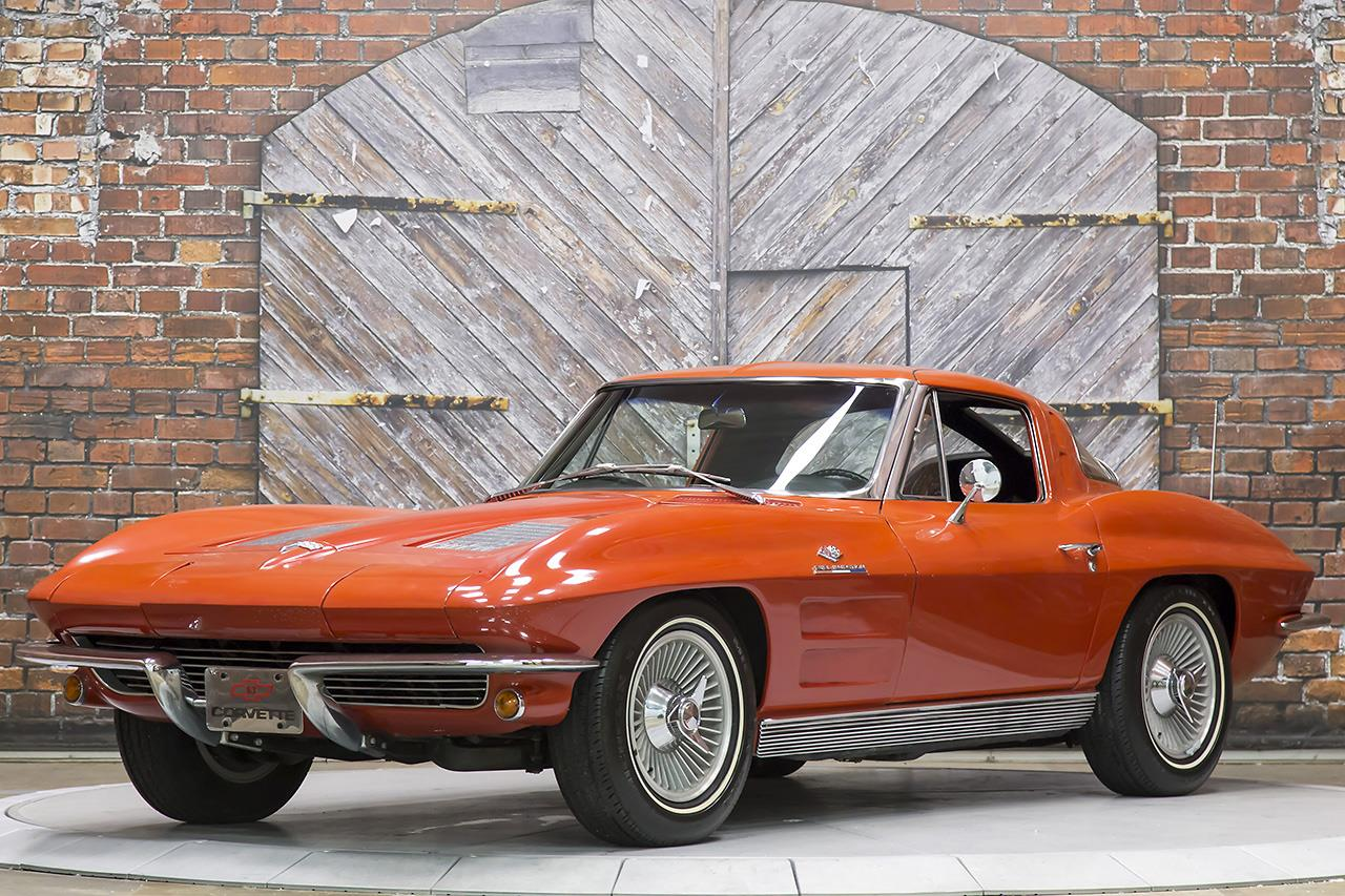 1963 Chevrolet Corvette Sting Ray Split Window Fuelie
