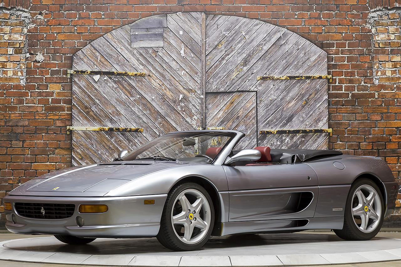 1998 Ferrari F355 Spider 6-Speed Manual
