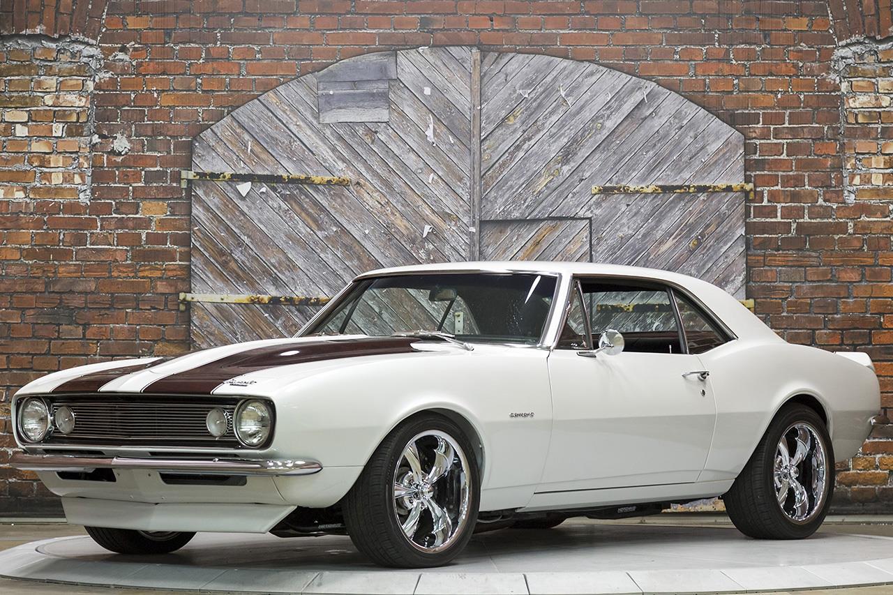 1967 Chevrolet Camaro 454 Auto