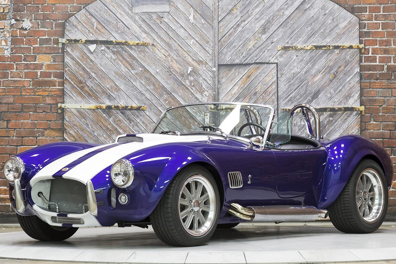 2017 American Classic Cobra