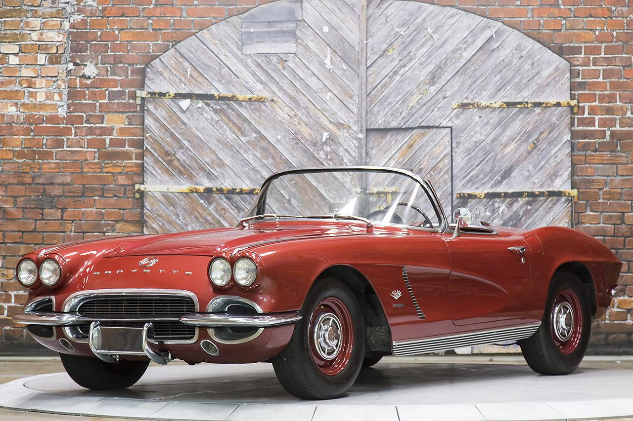 1962 Chevrolet Corvette Convertible Fuelie Big Brake