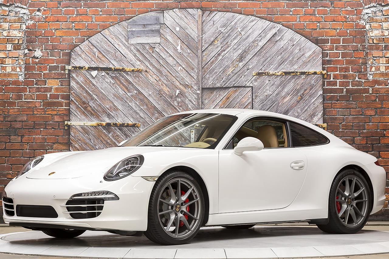 2012 Porsche 911 Carrera S 991 PDK