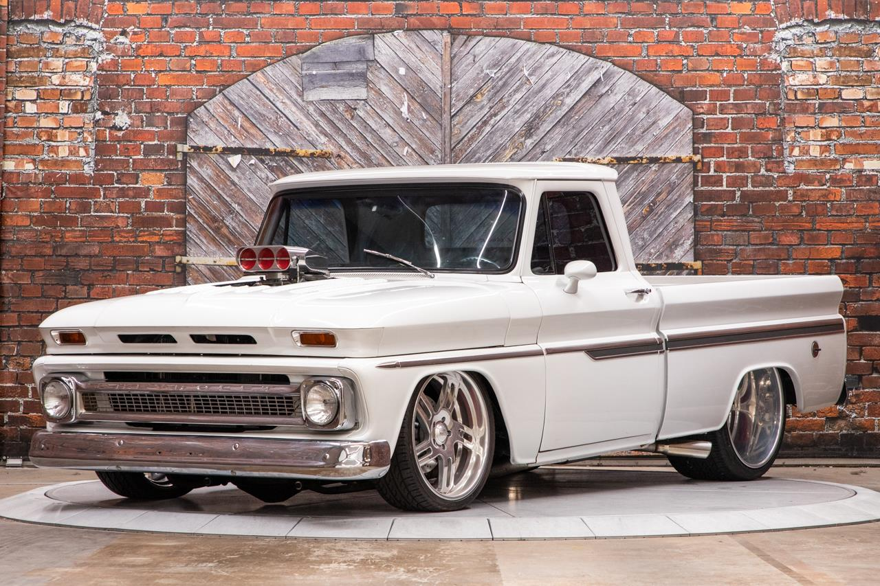 1966 Chevrolet Pick Up Restomod