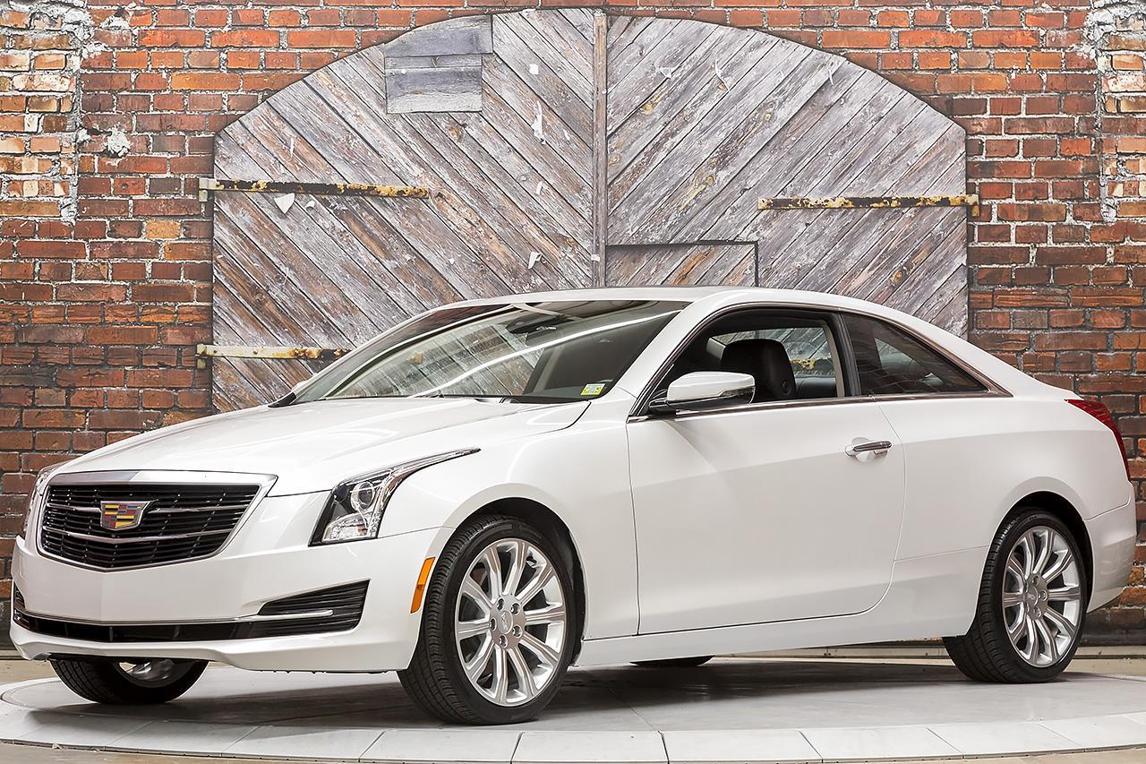 2017 Cadillac ATS Coupe RWD Auto
