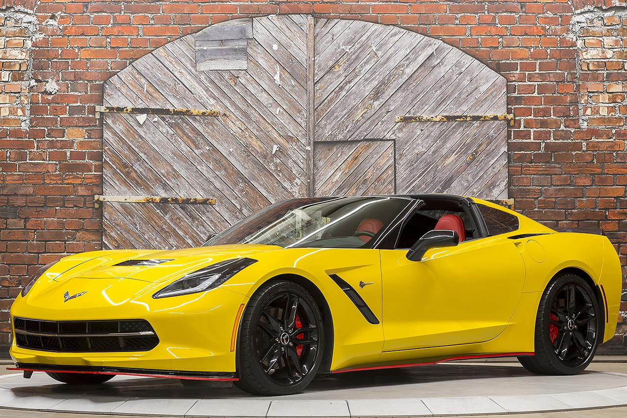 2014 Chevrolet Corvette Stingray Coupe Z51 2LT Manual
