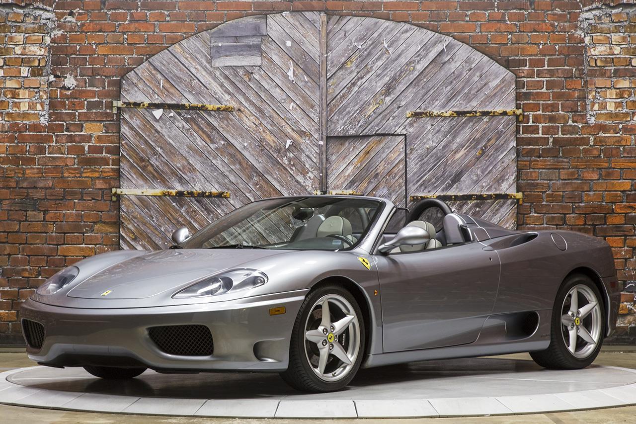 2003 Ferrari 360 F1 Spider