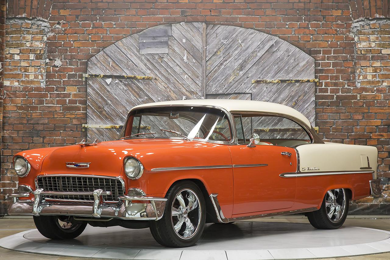 1955 Chevrolet Bel Air Hardtop Sport Coupe