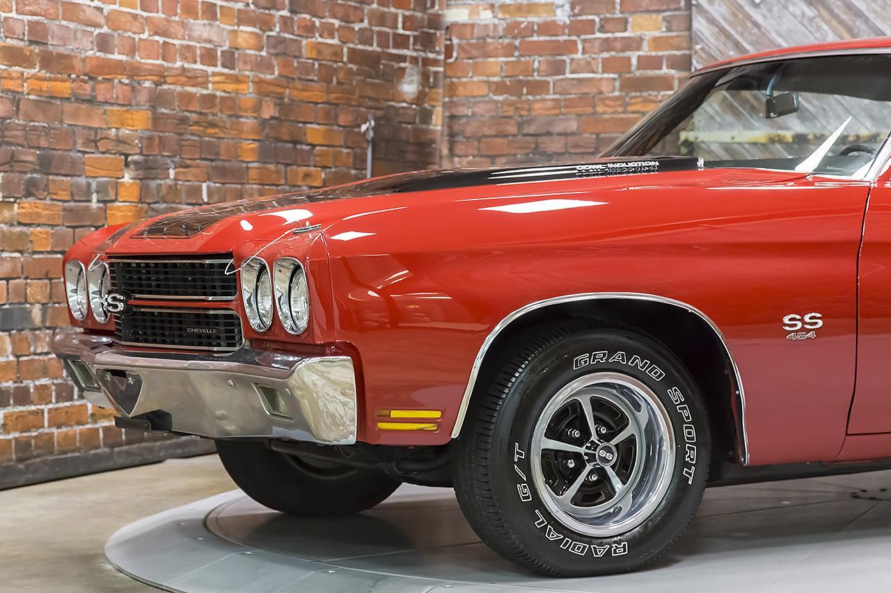 1970 Chevrolet Chevelle SS 454/450 Built LS6 4-Speed