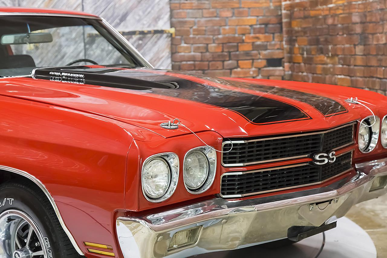 All Chevy 1970 chevrolet chevelle ss 454 : 1970 Chevrolet Chevelle SS 454/450 Built LS6 4-Speed