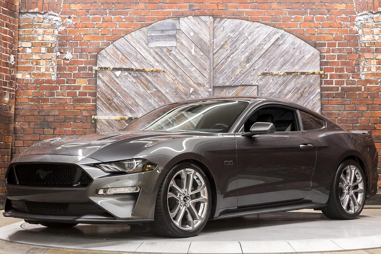 2018 Ford Mustang GT Premium 6-Speed Manual