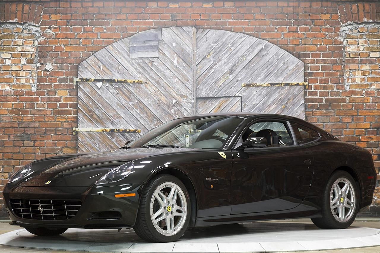 2006 Ferrari 612 Scaglietti 6 Speed Manual