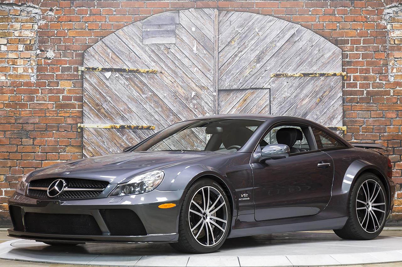 2009 Mercedes Benz SL65 AMG Black Series