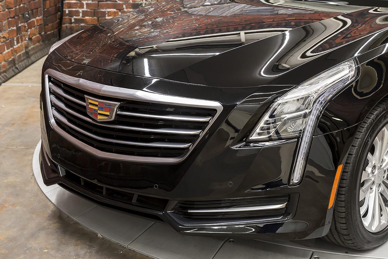 2016 Cadillac CT6 RWD