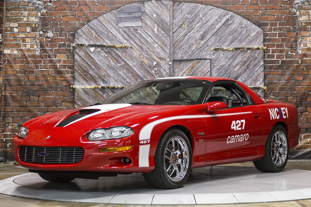 2002 Chevrolet Camaro GMMG ZL1 Supercar Phase III #60/69