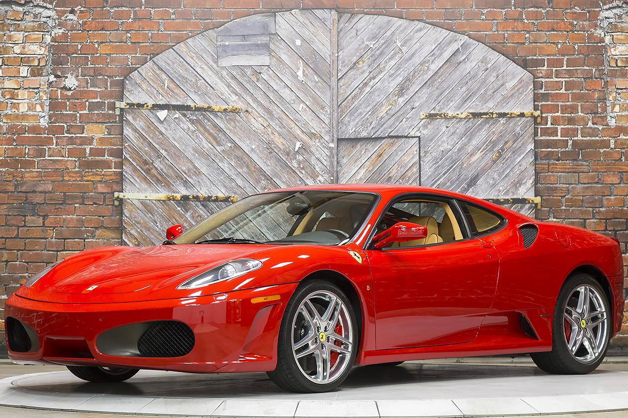 2008 Ferrari F430 F1 Coupe