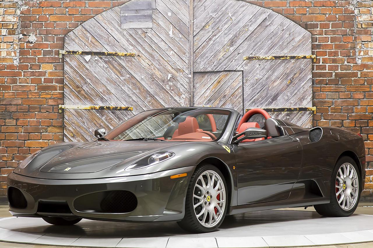 2008 Ferrari F430 F1 Spider Sold! Thank You, M.A. In Excelsior Springs, MO