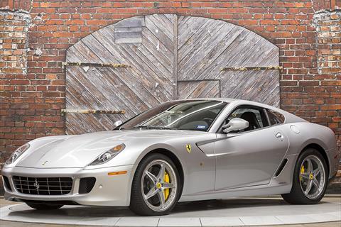 2008 Ferrari 599 GTB Fiorano F1 Sold! Thank You