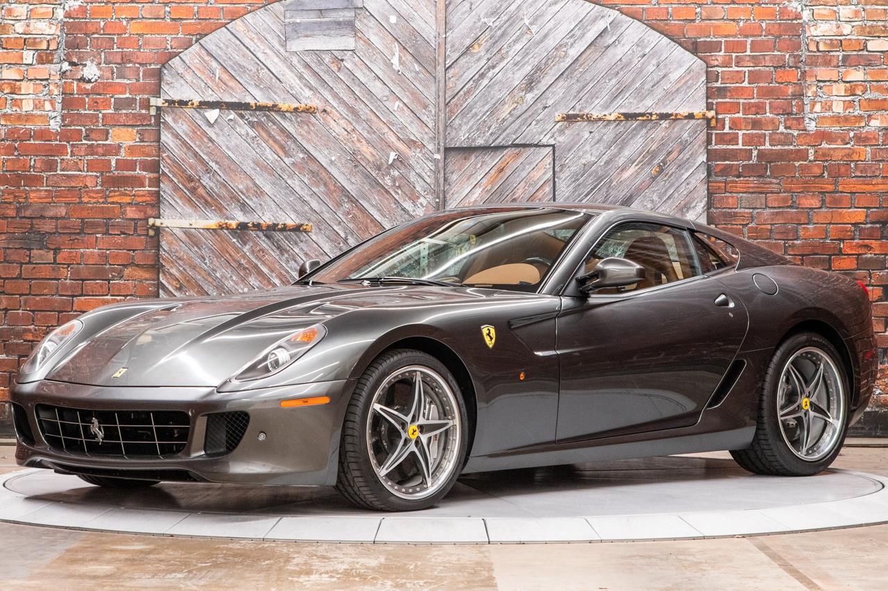 2008 Ferrari 599 GTB Fiorano F1