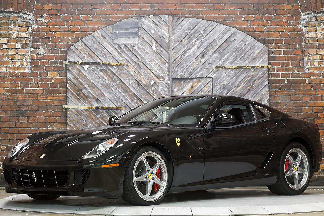 2008 Ferrari 599 GTB Fiorano F1 HGTE