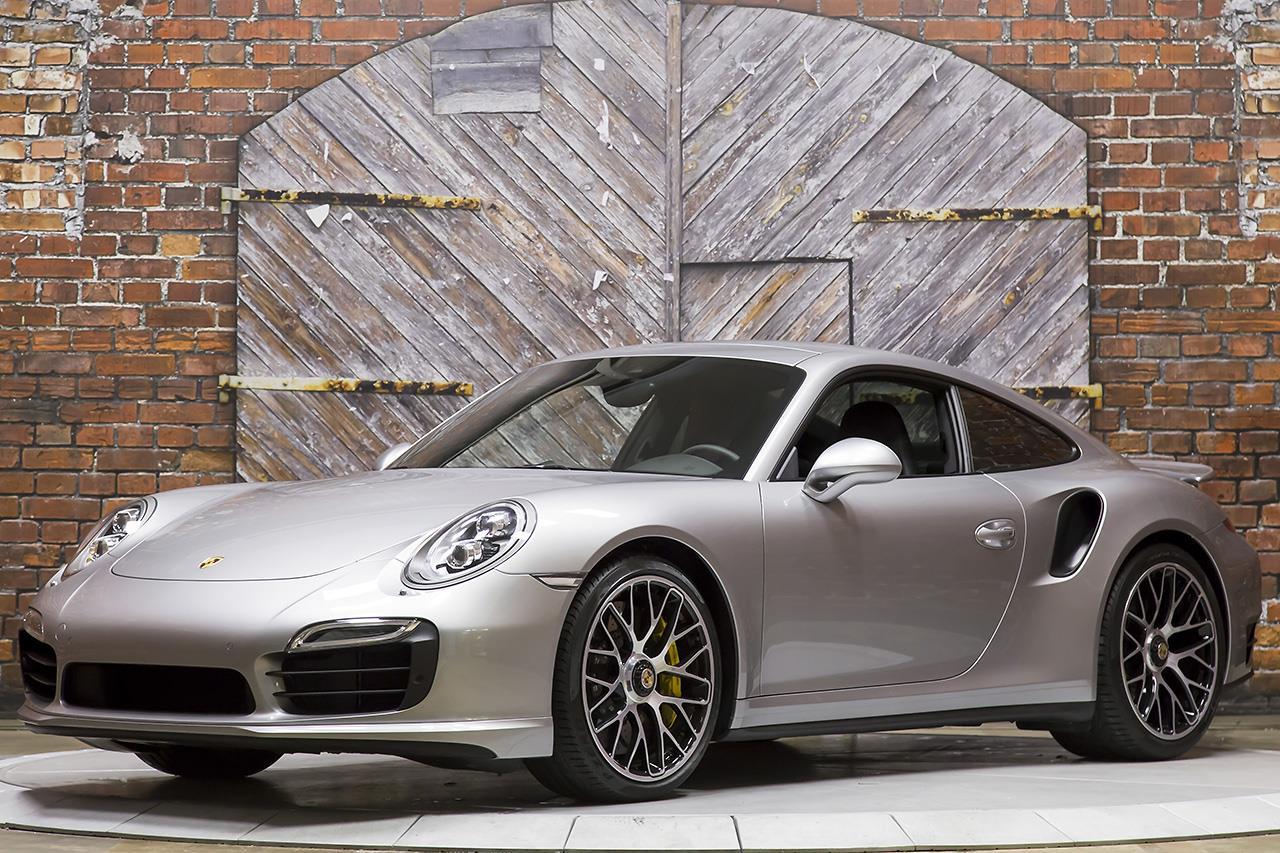 2016 Porsche 911 Turbo S Coupe 991
