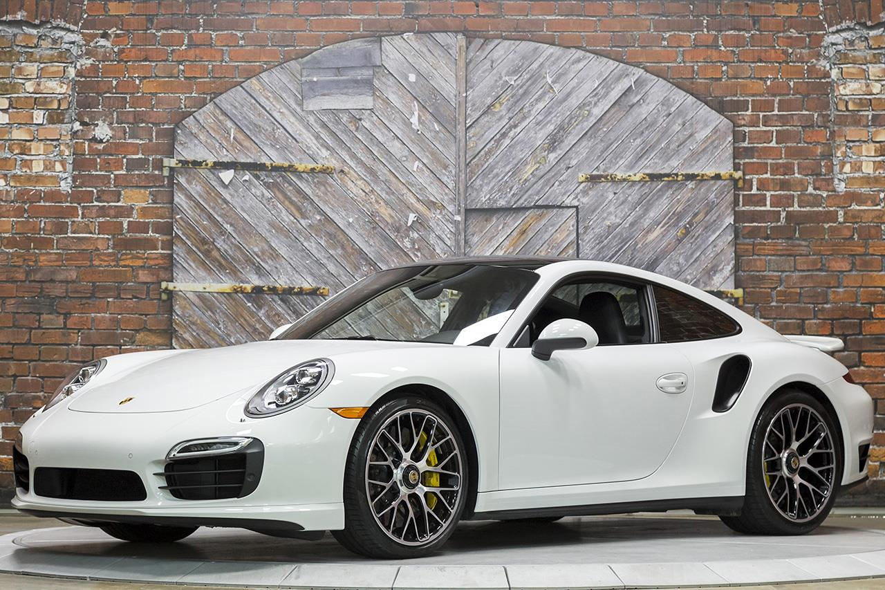 2015 Porsche 911 Turbo S Coupe 991