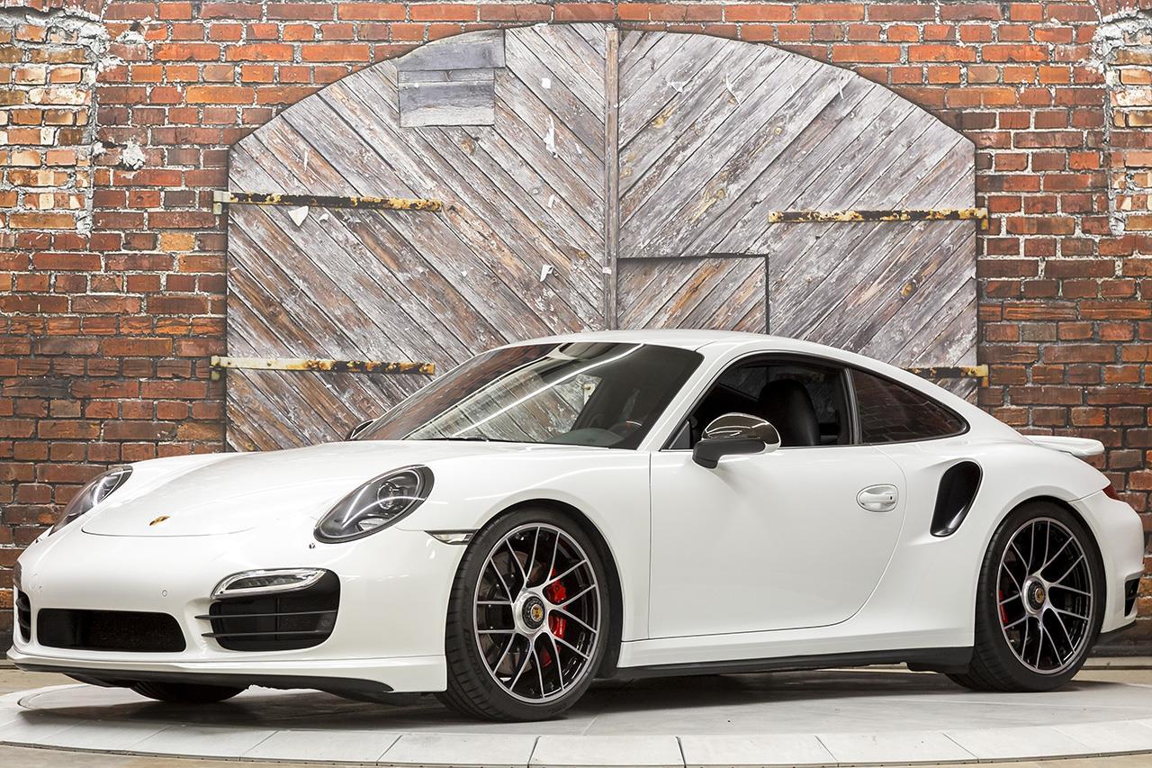 2014 Porsche 911 Turbo 991