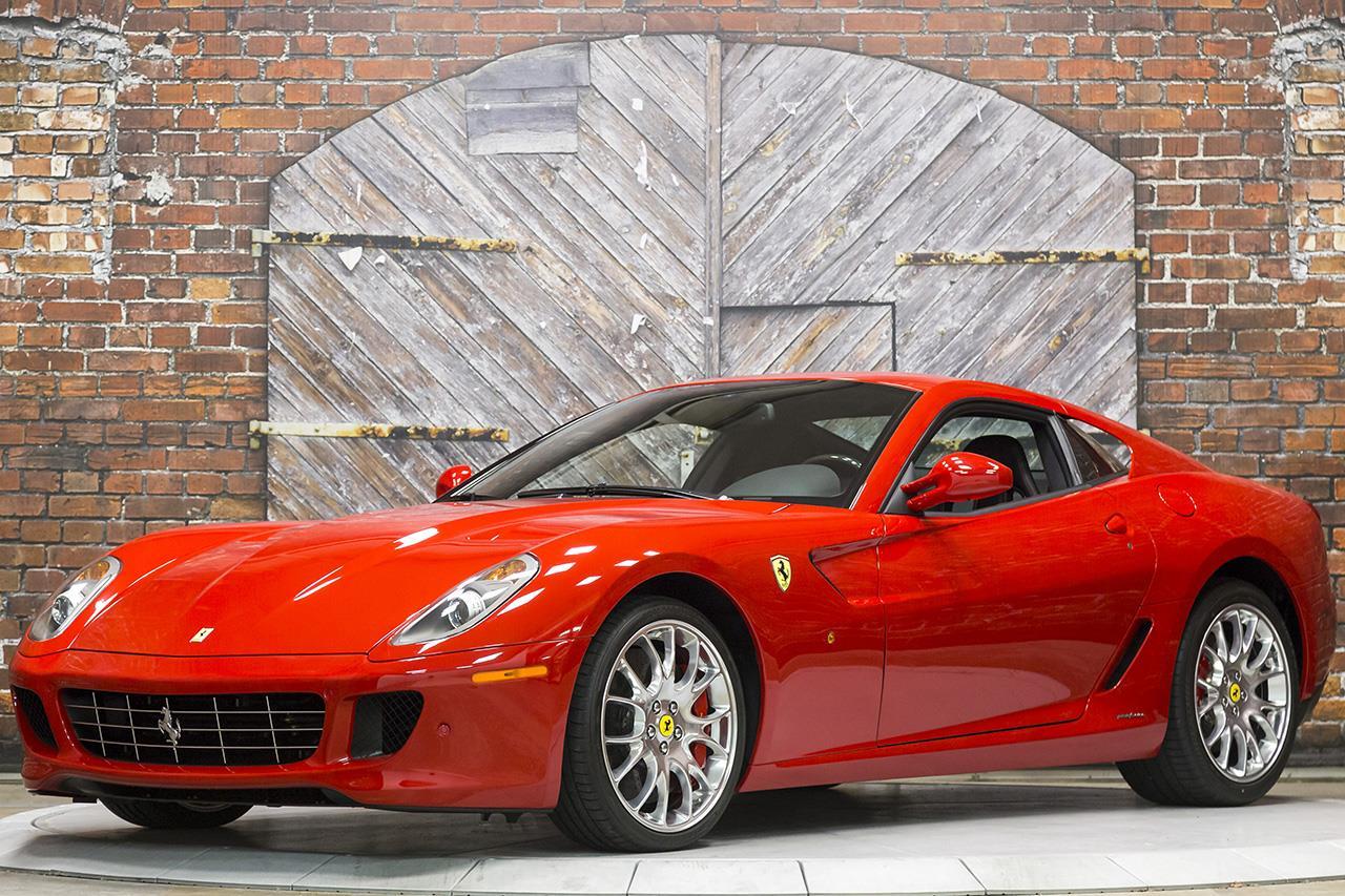 2009 Ferrari 599 GTB Fiorano F1