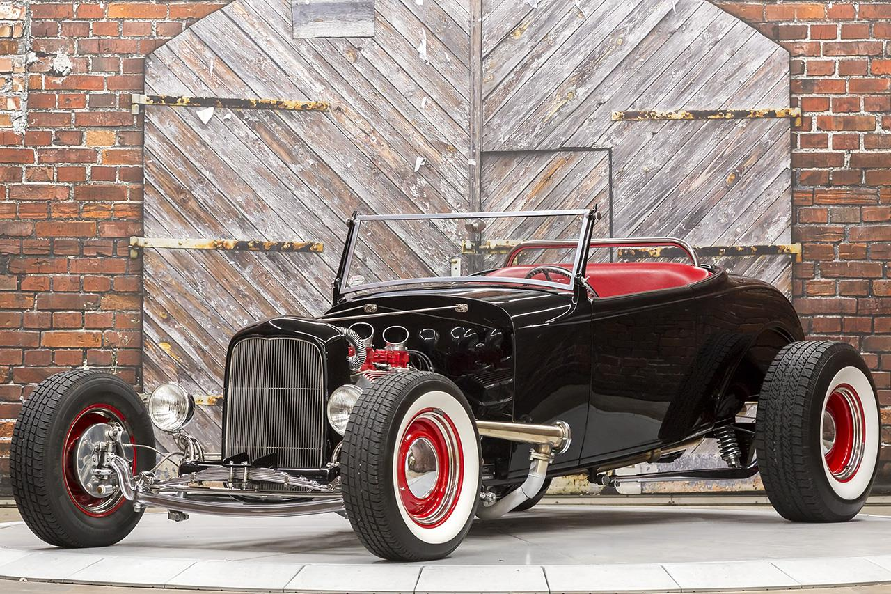1930 Ford Model A Roadster Lowboy