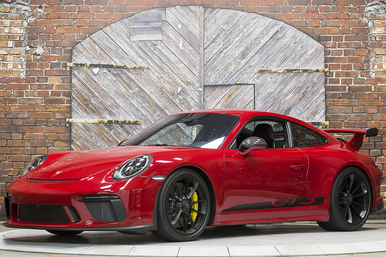 2018 Porsche 911 GT3 991.2 PDK